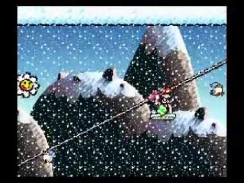 Let's Play Super Mario World 2: Yoshi's Island (SNES) 5-2