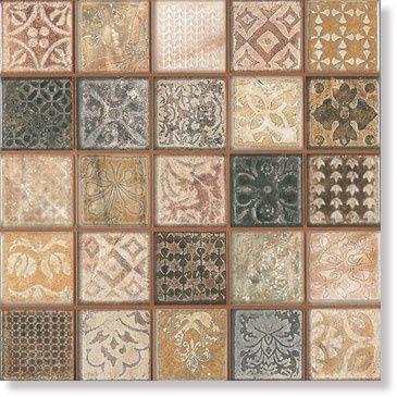 Плитка Precorte Menfis-5x5 MIX / PRECORTE TWIST / Rocersa / Испанская плитка / Каталог / Керамическая плитка, керамогранит, керамическая плитка для ванной, мозаика в магазине керамической плитки Дизайн-Керамика