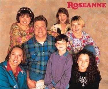 cast of roseanne | Roseanne_Cast