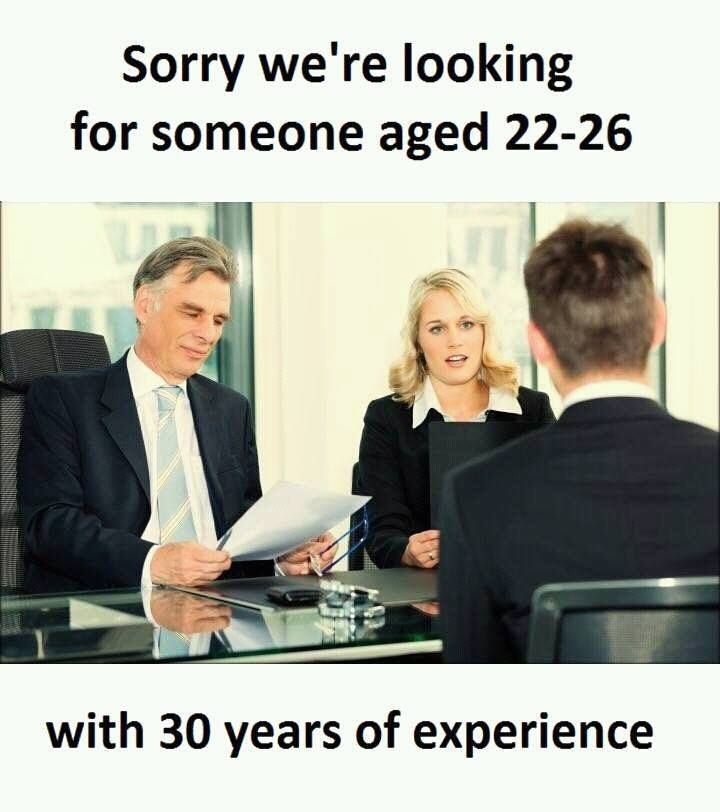 Today's job hunter versus human resources