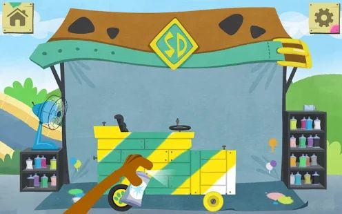 Crea y participa, de Boomerang: miniatura de captura de pantalla