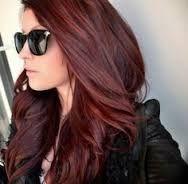 Resultado de imagen para cabello rojo