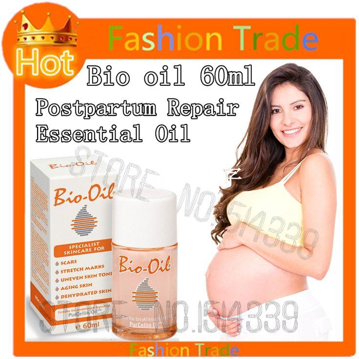 2Pcs South Africa Bio oil 60ml pregnancy repairing cream Maternity powerful scar and stretch marks remover slack line postpartum