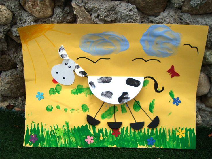 Η αγελάδα # cow craft
