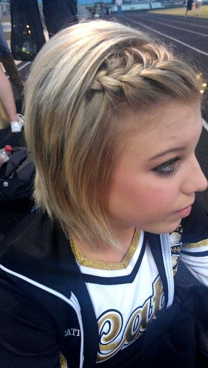 Incredible 1000 Ideas About Hide Bangs On Pinterest Easy Hair Cuts Side Short Hairstyles For Black Women Fulllsitofus
