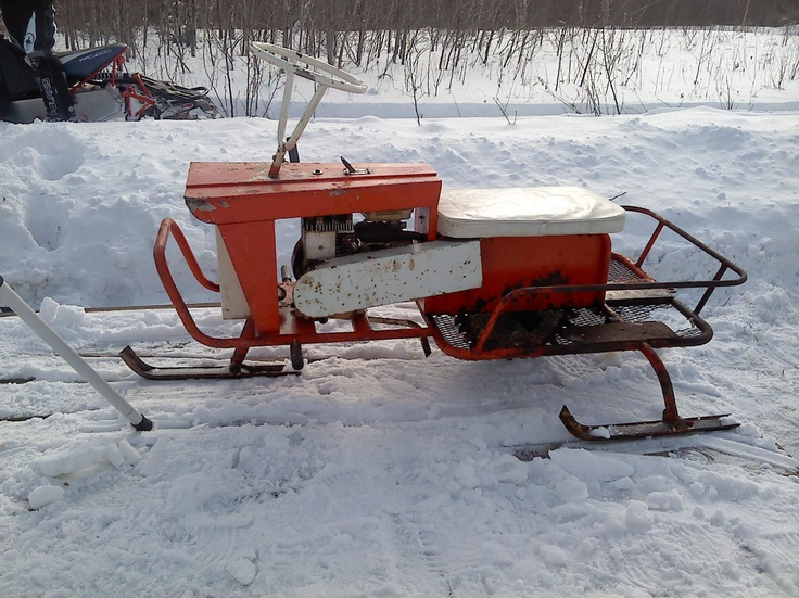 1000 images about vintage snowmobile racing on pinterest for Vintage sleds