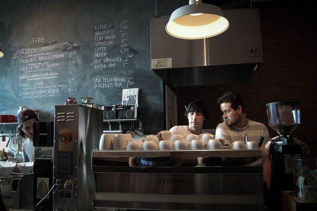 AFAR.com Highlight: A Caffeine Blast-Off in Corktown by Jessica S.
