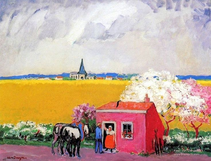 Kees van Dongen: En el origen del fauvismo