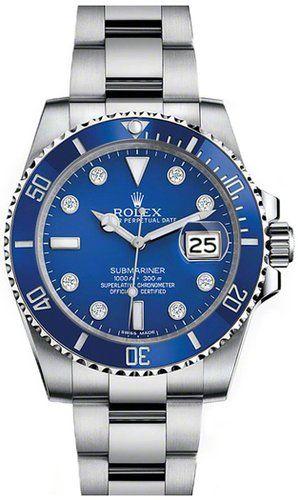 Find the best Rolex Submariner price for NEVER WORN ROLEX SUBMARINER MENS WATCH 116619LB #Rolex #Submariner #RolexSubmariner