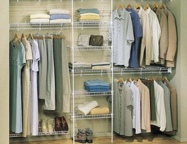 Reach In Closet Organizers | Reach In Closet