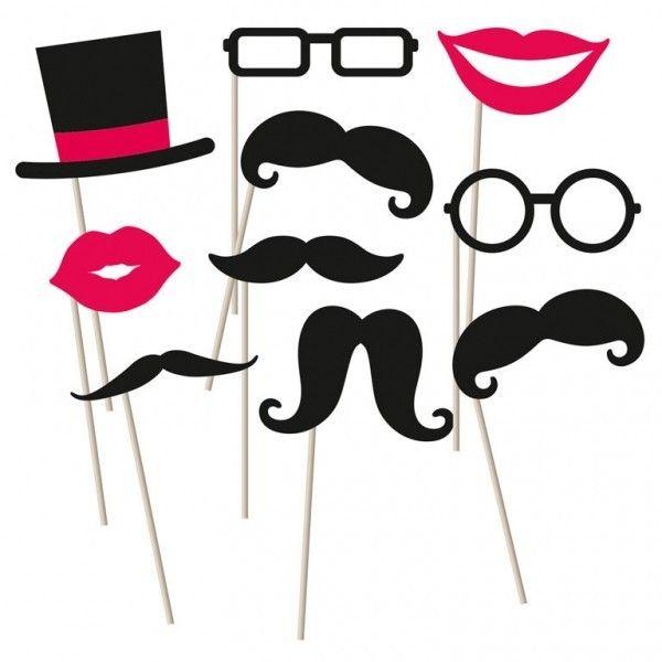 Poze 10 Decoratiuni Recuzita Fotografii Haioase Moustache