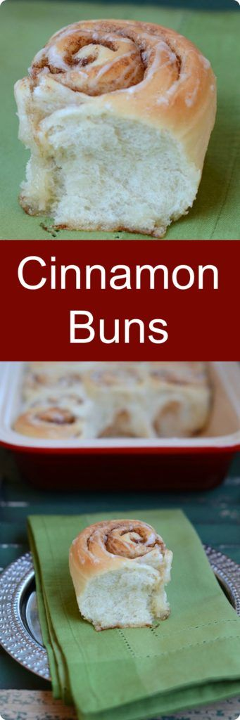Cinnamon Buns   Make these cinnamon rolls a weekend morning tradition! Recipe makes a large batch - perfect for sharing! Find recipe and video at redstaryeast.com.