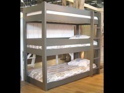 1000 id es sur le th me triple superpos sur pinterest lits superpos s trois couchages lits. Black Bedroom Furniture Sets. Home Design Ideas