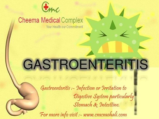 Gastroenteritis is a catchall term for infection or irritation of the digestive tract, particularly the stomach and intestine. It is frequently referred to as the stomach or intestinal flu, although the influenza virus is not associated with this illness.