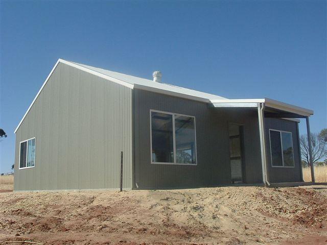 COLORBOND® DIY Kit House