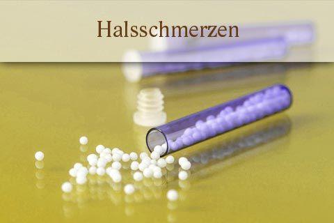 So hilft Homöopathie bei Halsschmerzen
