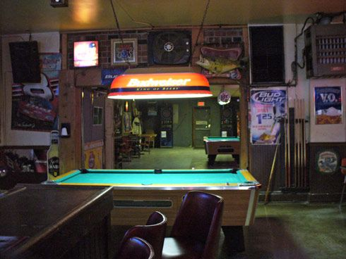 17 best images about nfs pool hall on pinterest - Dive bar definition ...