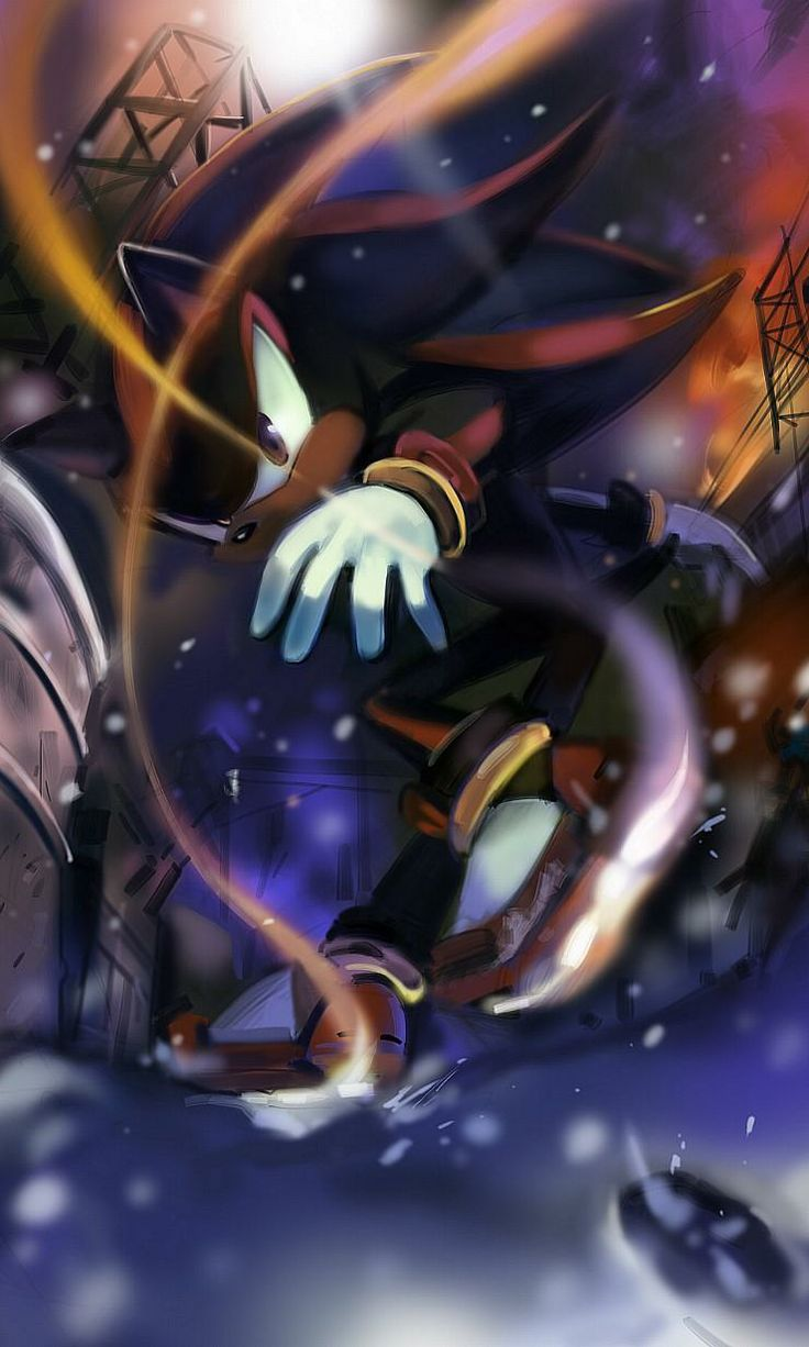 Shadow the Hedgehog energy | Shadow the Hedgehog (Character) - Comic Vine