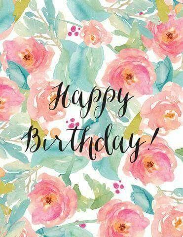 Happy Birthday Christina!