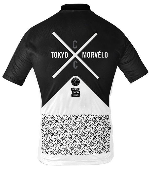 Tokyo Fixed x Morvélo   Cycling Kit