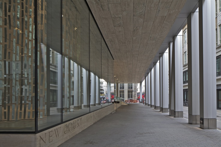 Rothschild Bank Headquarters / OMA