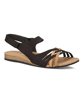 The Saratoga Sandal from Ahnu is sophisticated and its minimal styling showcases fine supple leathers with an adjustable Velcro heel strap to ensure a perfect fit. Features a pigskin lined laytex footbed and polyurethane wedge midsole with a faux stacked leather finish. This chic sandal gives style and comfort for every warm weather occasion. Buy now http://www.outsidesports.co.nz/brands/ahnu/CNAL2566/Ahnu-Saratoga-Sandal---Women's.html#.VkJTcr8RZp9