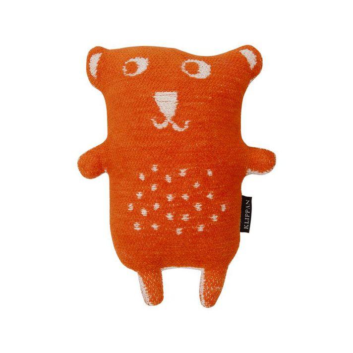 - Little bear gosedjur från Klippan Yllefabrik. Till de minsta. Gosedjuren är designade Edholm Ullenius och finns i olika färger och figurer. Material: 100% bomullschenille. Organic bomull. Färg: gul. Fri frakt. Leveranstid 2-7 dagar.