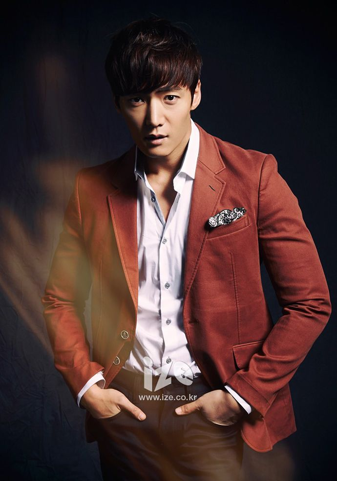 Heirs' Choi Jin Hyuk For IZE Magazine   Couch Kimchi