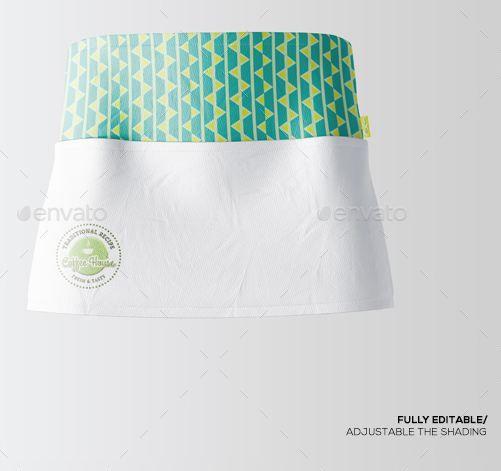 7232+ Sport Towel Mockup Free Branding Mockups File