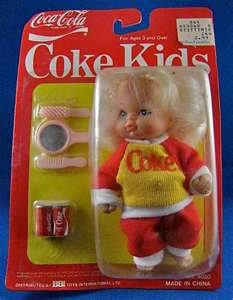Coke kids - Didn't even know these things existed!