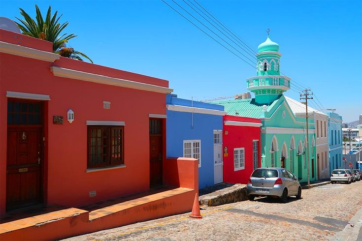Things to do in Cape Town - Bo Kaap Mosque Cape Town