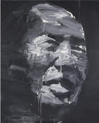 YAN PEI-MING http://www.widewalls.ch/artist/yan-pei-ming/ #contemporary #art