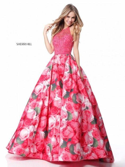 Mejores 265 imágenes de Floral Inspired Dresses en Pinterest ...