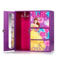 Disney® Princess Musical Jewelry Armoire