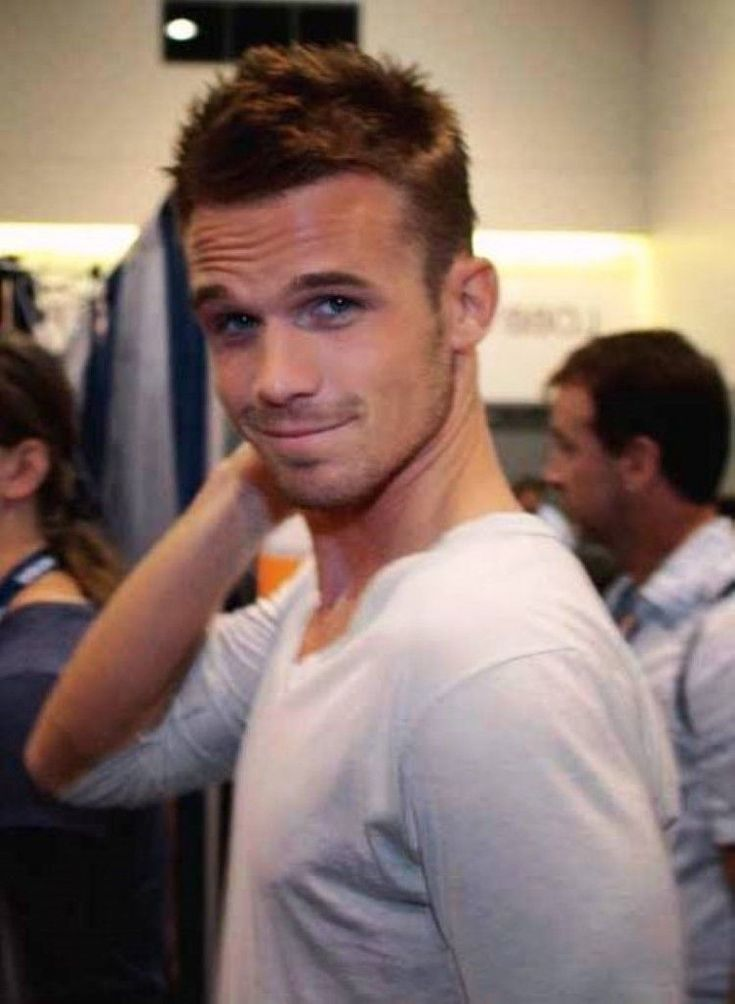 Cam Gigandet Celebrity Short Hairstyles - Mens Haircuts 2014 : Mens Haircuts 2014