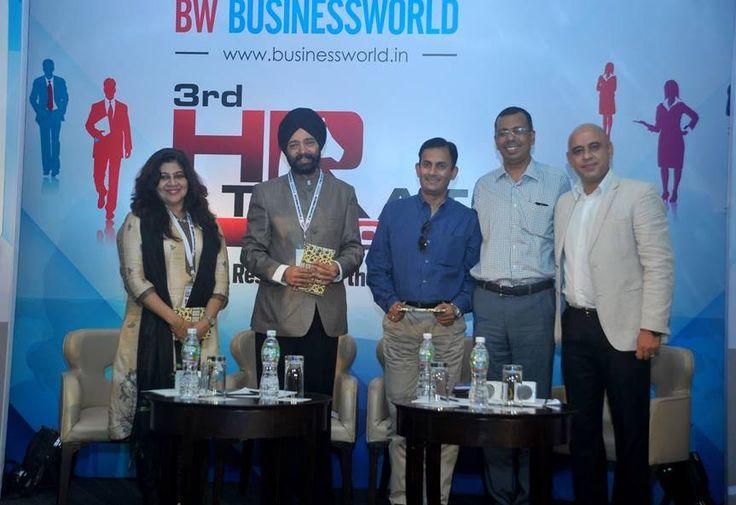 Harjeet Khanduja at BW HR Strategy Event