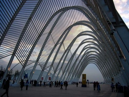 Image detail for -Picture - Architecture of the 2004 Olympic Games in Athens ...