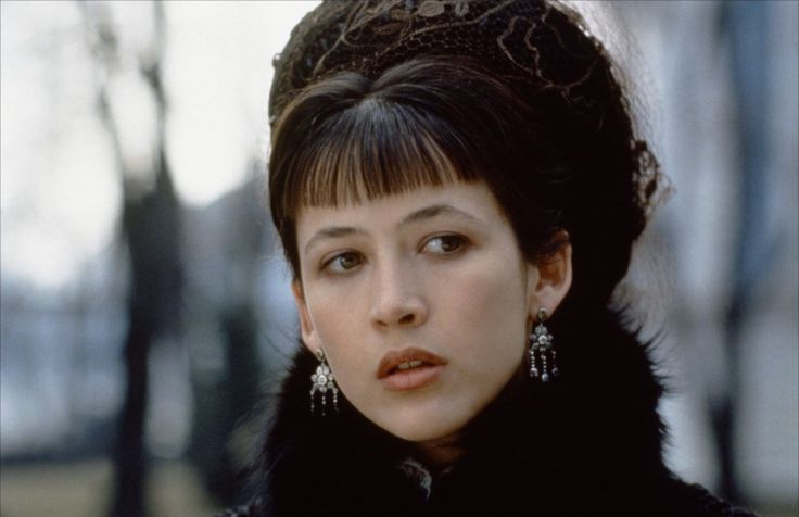 Anna Karenine (Sophie Marceau)