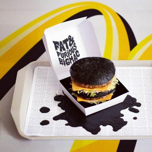 Creative Hamburgers by Fat and Furious