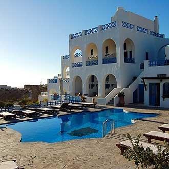 Vacation Home at Santorini island, Greece