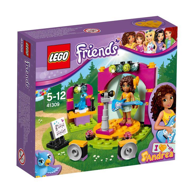 #Lego #LEGO® #41309   LEGO Friends Andreas Showbühne  Alter: 5-12, Teile: 86.    Hier klicken, um weiterzulesen.  Ihr Onlineshop in #Zürich #Bern #Basel #Genf #St.Gallen