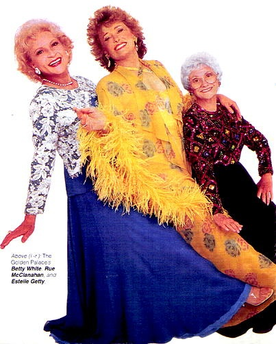 The Golden Palace - I really wish this would have been more popular.  But people just were not convinced that it had the same oomph as The Golden Girls, since Dorothy was not there as well.