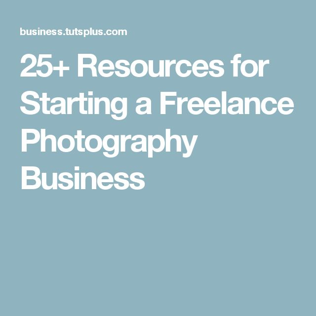 The 25+ best Freelance photography ideas on Pinterest Camera - photography resume