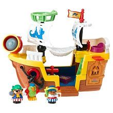 Fisher-Price Little People Le bateau des pirates 39.99