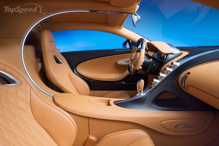 Bugatti Chiron é revelado com 1500 cv e velocidade limitada a 420 km/h