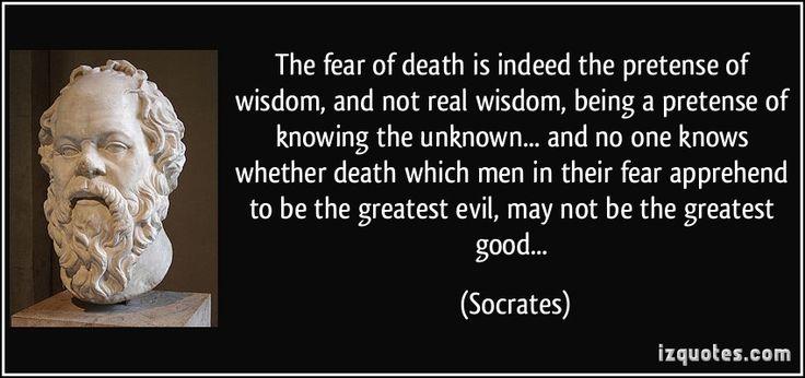 a summary of the death of socrates Phaedo summary plato  phaedo of elis was present at socrates' death bed and witnesses the death of socrates after socrates' death, phaedo of elis recounts.