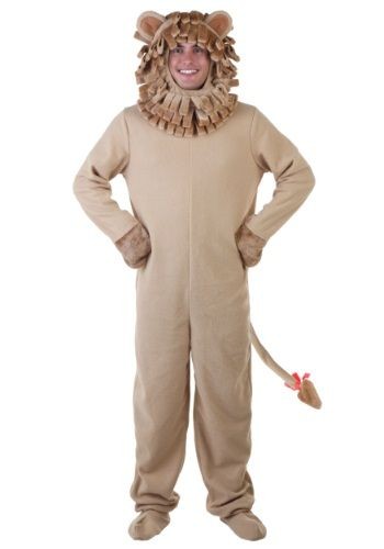 This Adult Lion Costume is perfect as part of an Oz group or as a cool costume…