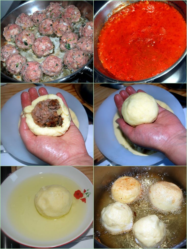 Salem Aleykoum, Bonjour, Je viens vers vous pour vous présenter un délicieux plat traditionnel Algérien. C'est un plat savoureux, préparé avec de la purée de pomme de terre farcis de boulettes de viande hachée. Voici une nouvelle version de ce plat qui...