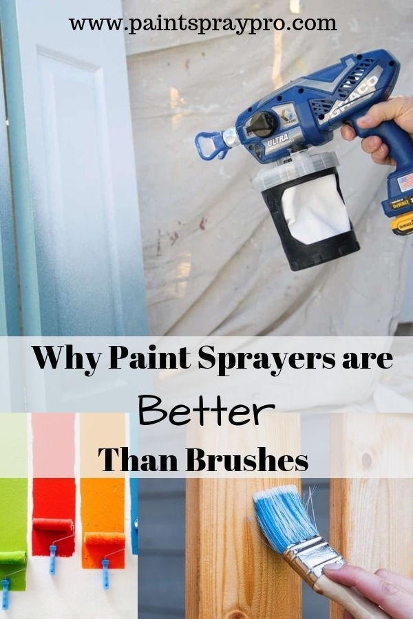 Pros And Cons Of Paint Sprayers Is A Sprayer The Best Tool For