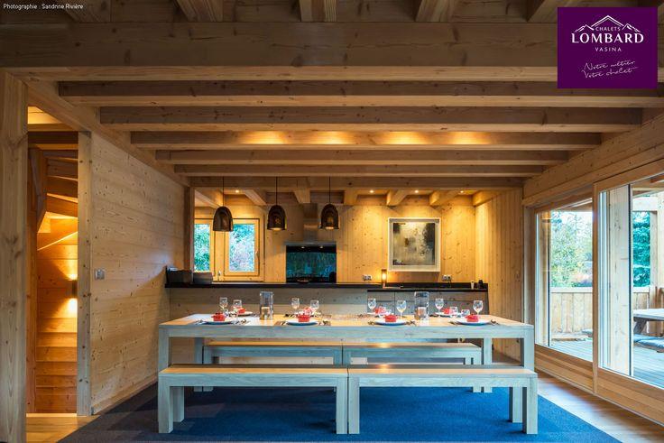 17 best Chalet Sirius Lombard Vasina - construction et aménagements